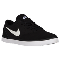 Nike SB Check - Men's - Black / White
