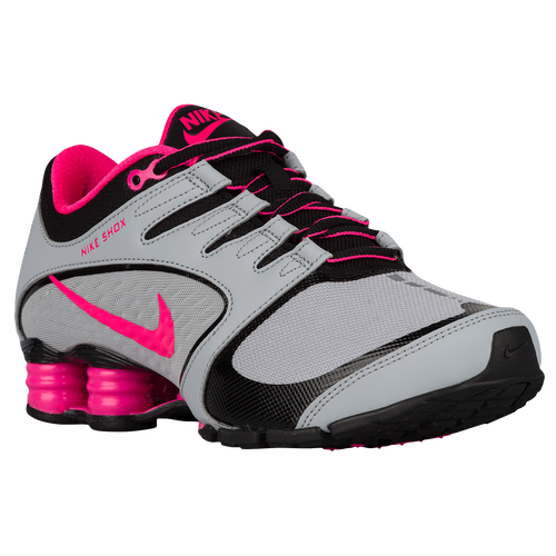 Nike Shox Vaeda - Women's - Running - Shoes - Wolf Grey .