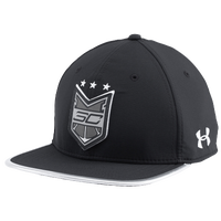 Under Armour SC30 Snapback Hat - Men's -  Stephen Curry - Black / Grey