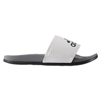 adidas Adilette Cloudfoam Ultra - Men's - White / Grey