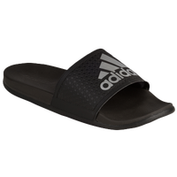 adidas Adilette Cloudfoam Ultra - Men's - Black / Grey
