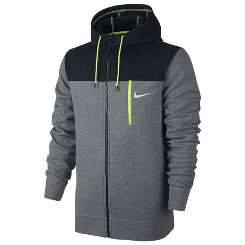 Nike AW15 Full Zip Fleece Hoodie - Men's - Casual - Clothing ...