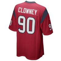 Nike NFL Game Day Jersey - Men's -  Jadeveon Clowney - Houston Texans - Red / White
