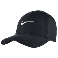 Nike Dri-FIT Featherlight Cap - Men's - Black / Black