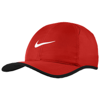 Nike Dri-FIT Featherlight Cap - Men's - Red / Black