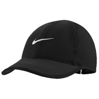 Nike Dri-FIT Featherlight Cap - Women's - Black / White