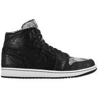 Jordan AJ 1 High - Men's - Black / White