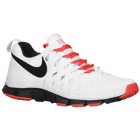 Nike Free Trainer 5.0 w/Weave - Men's - White / Red