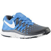 Nike Free Trainer 5.0 w/Weave - Men's - Light Blue / Grey