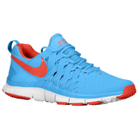 Nike Free Trainer 5.0 w/Weave - Men's - Light Blue / White