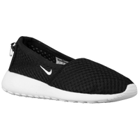 Nike Roshe One Slip - Women's - Black / White