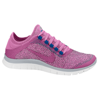 Nike Free 3.0 V5 Ext - Women's - Pink / Blue