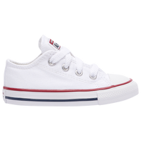 Converse All Star Ox - Boys' Toddler - White / Red
