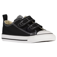 Converse All Star 2V Ox - Boys' Toddler - Black / White