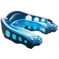 Shock Doctor Gel Max Mouthguard - Adult - Blue / Black