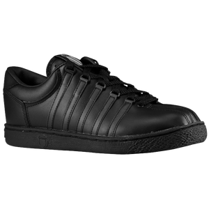 K-Swiss Classic Leather - Boys' Grade School - Black