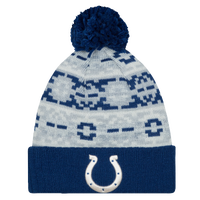 New Era NFL Throwback Chill Knit - Men's - Indianapolis Colts - Multicolor / Multicolor