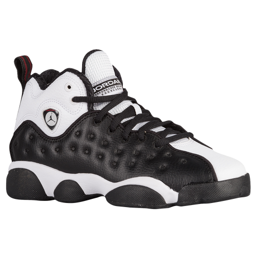 Jordan Jumpman Team II - Boys\u0026#39; Grade School - Black / White