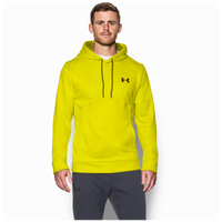 Under Armour Storm Armour Fleece Icon Hoodie - Men's - Yellow / Yellow
