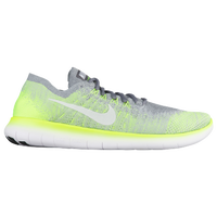 9906d78c7e41 Nike Free RN Flyknit 2017 - Men s - Grey   White