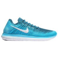 pick up 93637 615d2 Nike Free RN Flyknit 2017 - Men s - Light Blue   Grey