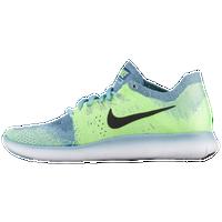 47c43723e0cf Nike Free RN Flyknit 2017 - Women s - Light Blue   White