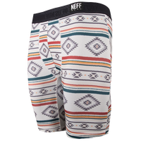 "Neff KD Stealth Brief 9"" - Men's - White / Multicolor"