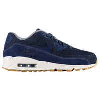 Nike Air Max 90 - Women's - Blue / Navy