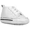 Converse First Star - Boys' Infant - All White / White