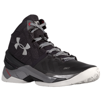 Under Armour Curry 2 - Boys' Grade School -  Stephen Curry - Black / Grey