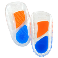 SofSole Gel Arch - Orange / Blue
