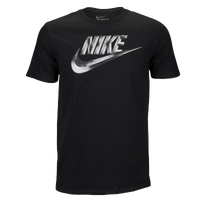 Nike Graphic T-Shirt - Men's - Black / White