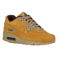 Nike Air Max 90 - Men's - Gold / Brown