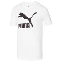 PUMA Archive Life T-Shirt - Men's - White / Black