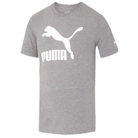 PUMA Archive Life T-Shirt - Men's - Grey / White