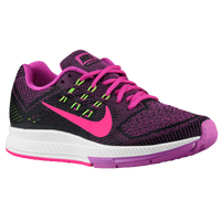 Nike Zoom Structure 18 - Women's - Pink / Black
