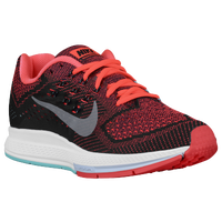 Nike Zoom Structure 18 - Women's - Red / Aqua