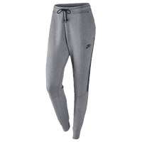 Nike Tech Fleece Pants - Women's - Grey / Black