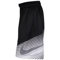 Nike Elite Reveal Shorts - Men's - Black / White