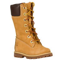 Timberland Asphalt Trail Tall - Girls' Toddler - Tan / Brown