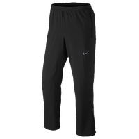 Nike Dri-FIT Stretch Woven Pant - Men's - All Black / Black