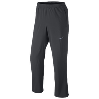 Nike Dri-FIT Stretch Woven Pants - Men's - Grey / Grey