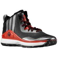 adidas J Wall - Men's -  John Wall - Black / Red