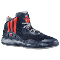 adidas J Wall - Men's -  John Wall - Navy / Red