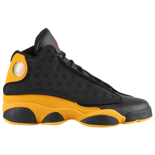 c874555b258 Jordan Retro 13 - Boys  Grade School - Basketball - Shoes - Black ...