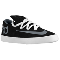 Nike KD Vulc - Boys' Preschool -  Kevin Durant - Black / Grey