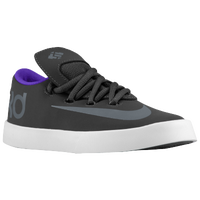 Nike KD Vulc - Boys' Preschool - Grey / Purple