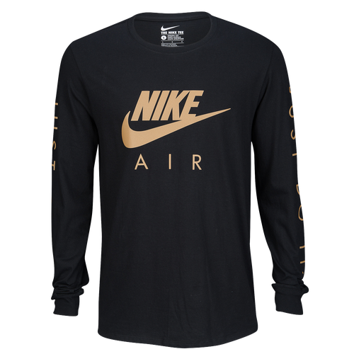 Nike Graphic Long Sleeve T-Shirt - Men's - Casual - Clothing ...