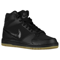 Nike Prestige IV High - Men's - Black / Black