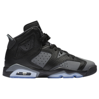 Jordan Retro 6 - Boys' Grade School - Black / White